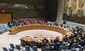 Réuni à huis clos, le Conseil de sécurité a adopté jeudi à l'unanimité une résolution recommandant à l'Assemblée générale la nomination d'António Guterres au poste de Secrétaire général.