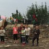 联合国工作人员2016年前往朝鲜评估洪灾导致的人道需求时拍摄的照片。近年来朝鲜与若干联合国机制展开了合作,但始终对人权专家紧闭国门。