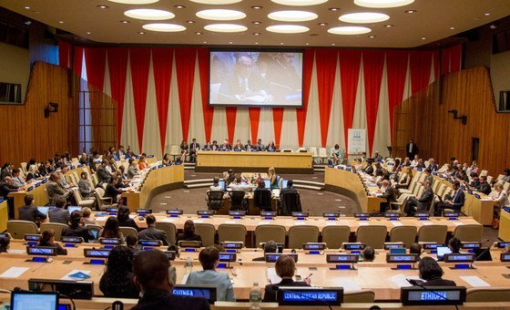 O primeiro-ministro moçambicano foi um dos representantes de alto nível presentes na sessão que acontece no Conselho Económico e Social da ONU, Ecosoc.