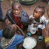 Niños en Dekoa, República Centroafricana. Foto: MINUSCA