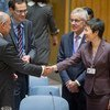 Security Council Adopts Resolution on Aviation Security and Safety.Meeting at the level of ministers for foreign affairs, the Security Council unanimously adopted resolution 2309 (2016) on aviation security and safety.