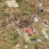 El huracán Matthew destruyó gran parte de las cosechas en Haití, generando inseguridad alimentaria. Foto: PMA/Alexis Masciarelli