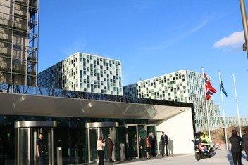 Sede en La Haya de la Corte Penal Internacional. Foto: CPI