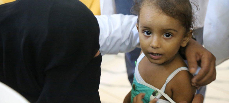 La population du Yémen est confrontée à une très forte insécurité alimentaire. Photo PAM/Abeer Etefa