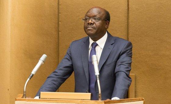 Mukhisa Kituyi disse que é fundamental abrir caminho para o comércio livre entre nações africanas