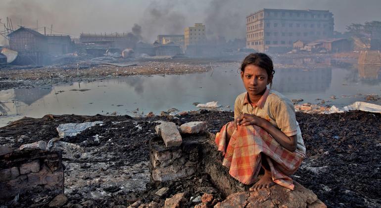 ООН: здоровая окружающая среда – необходимое условие для обеспечения прав человека, включая право на жизнь, питание, воду и развитие