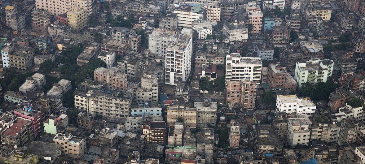 Столица Бангладеш Дака