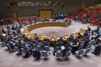 Le Conseil de sécurité de l'ONU. Photo ONU/JC McIlwaine (archives)