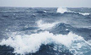 Повышение уровня моря - одно из последствий изменения климата ФОТО ЮНЕП/Петер Прокош