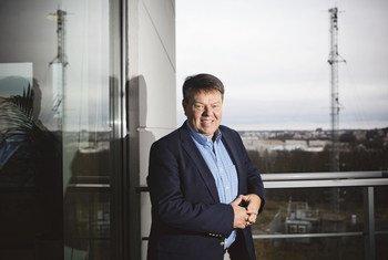 WMO Secretary-General Petteri Taalas