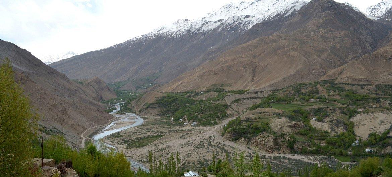 Запасы пресной воды таджикистана сосредоточены в горных районах