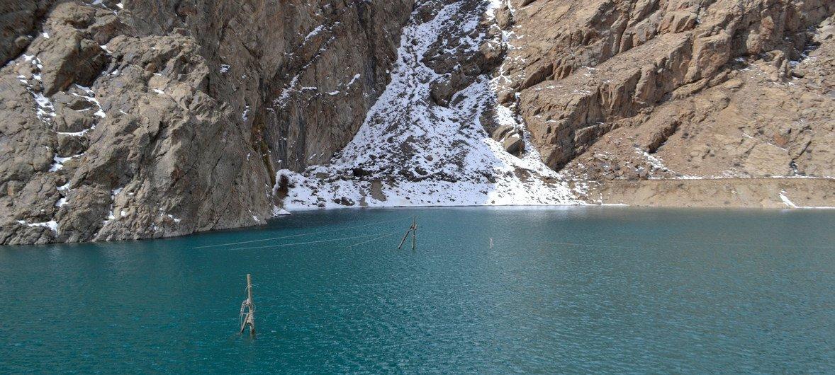 Изменение климата негативно сказывается на горных экосистемах
