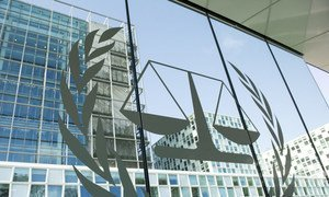 Permanent headquarters of the International Criminal Court at The Hague. (file)