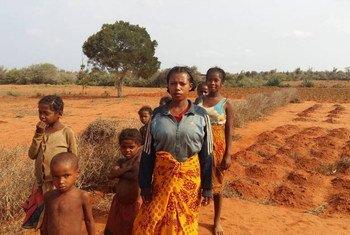 Des habitants du sud de Madagascar (archives).