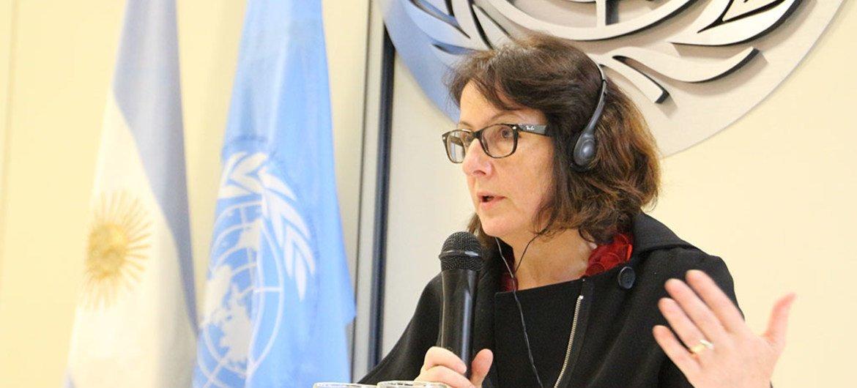 المقررة الخاصة المعنية بالعنف ضد المرأة، دوبرافكا سيمونوفيتش