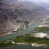 Río Laghman, una de las fuentes esenciales de agua para la agricultura en Afganistán. Foto: UNAMA/Fardin Waezi