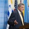 Jan Kubis, representante especial de la ONU para Iraq.