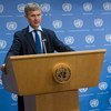 Executive Director of the United Nations Environment Programme (UNEP) Erik Solheim.
