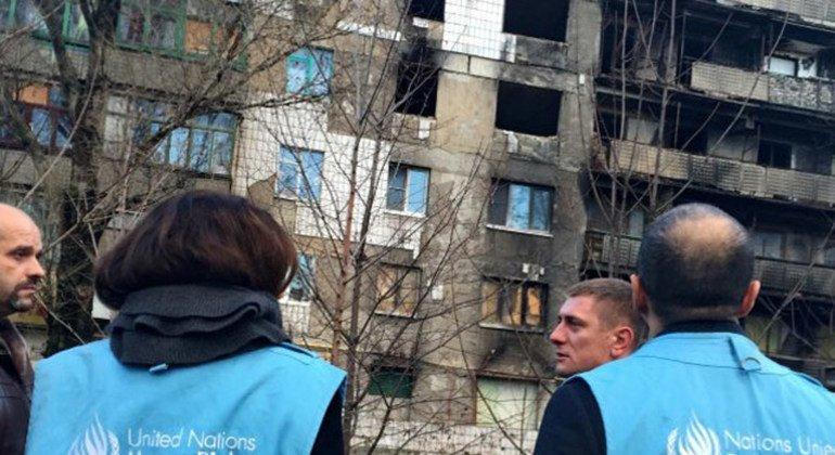 Un nuevo informe de la ONU indica que la cifra total de víctimas en Ucrania desde el comienzo del conflicto se aproxima a 10.000.