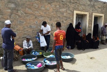 Humanitarians have reached over five million people in Yemen since January 2016.