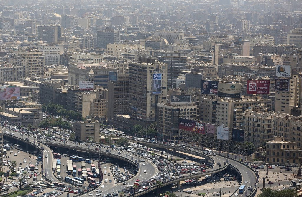 La ville du Caire (archives).