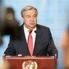 António Guterres, Secretario General de la ONU. Foto de archivo: ONU/Rick Bajornas