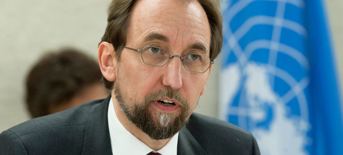 UN rights chief denounces 'unacceptable' charges of terrorism by Philippine's Duterte against UN expert