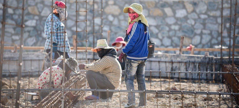 منظمة العمل الدولية :الصورة