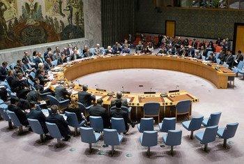 Consejo de Seguridad de la ONU. Foto de archivo: ONU/Manuel Elías