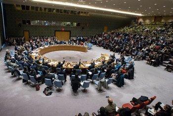 Le Conseil de sécurité a adpoté à l'unanimité une résolution condamnant dans les termes les plus forts toutes formes de traite d'êtres humains dans les régions touchées par les conflits armés.