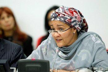 联合国常务副秘书长穆罕默德。(资料)
