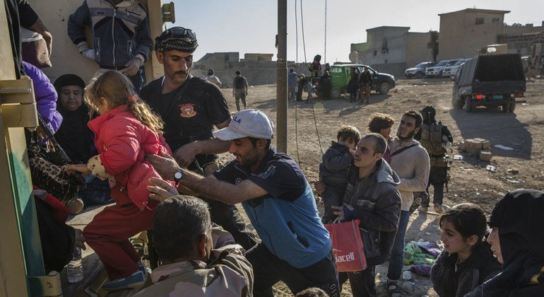 humanitarian crisis in mosul could outlive iraqi military