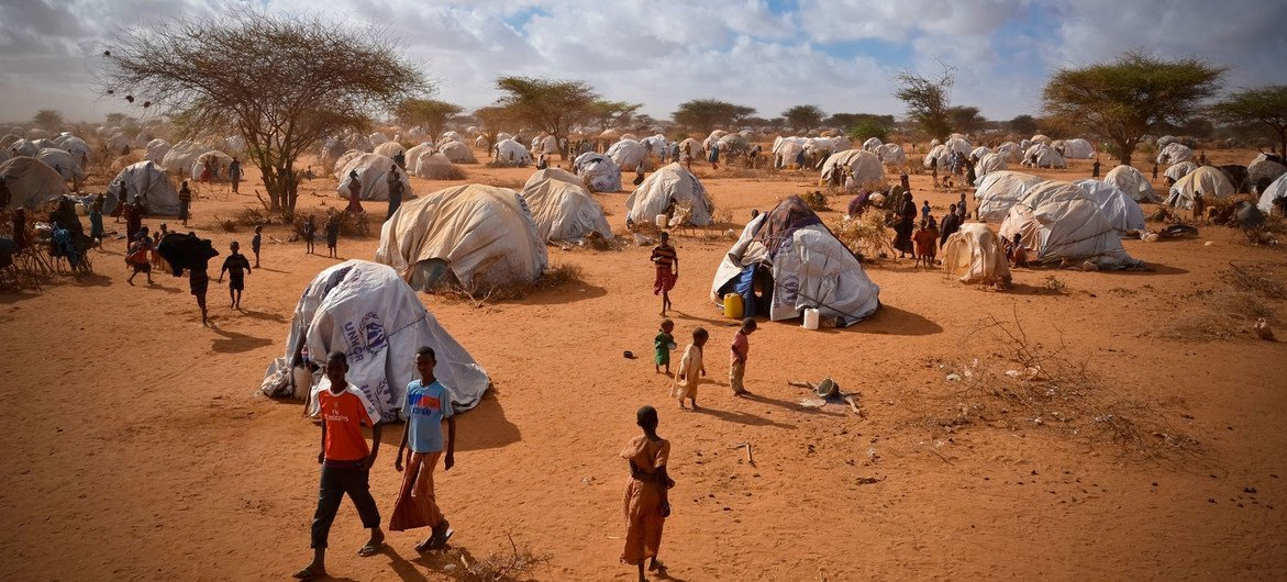 Muhidin Libah lived for 10  years successful  Dadaab exile  campy  successful  eastbound   Kenya