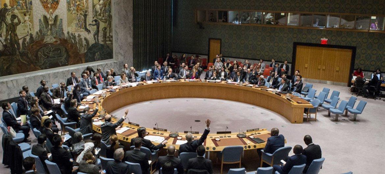Совет Безопасности. Фото ООН/М.Элиас