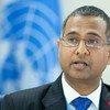 联合国宗教或信仰自由问题特别报告员沙希德。