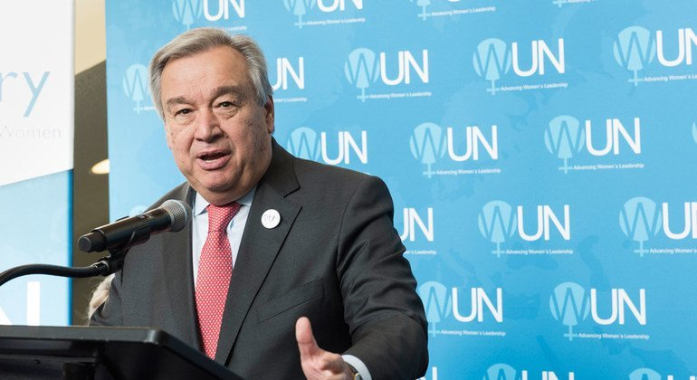 UN chief urges Myanmar's leaders to take 'unified stance' against hatred in the country