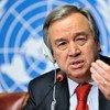 António Guterres, Secretario General de la ONU. Foto de archivo: ONU/Jean-Marc Ferré