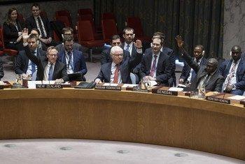 Le Conseil de sécurité a adopté à l'unanimité la résolution 2336 (2016), réitérant son soutien aux efforts de la Russie et de la Turquie pour mettre fin à la violence.