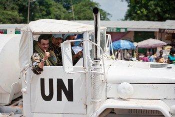 Марокканские миротворцы в ЦАР. Фото ООН