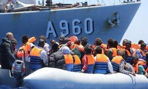 Acnur alerta que esta medida pode impedir futuros esforços dos navios de socorro no Mar Mediterrâneo.