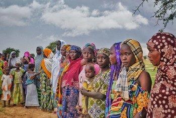 也门妇女。