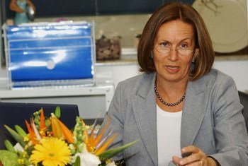 El Secretario General ha anunciado el nombramiento de Tania Patriota, de Brasil, como su enviada especial adjunta para Colombia. Foto: ONU Brasil
