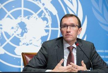 联合国塞浦路斯问题特别顾问艾德。