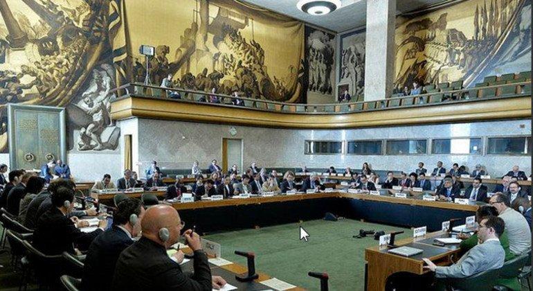 Удастся ли Украине добиться прорыва в работе Конференции по разоружению?