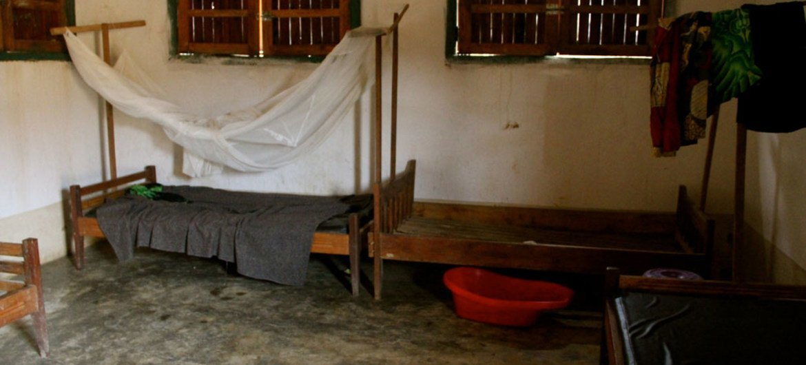 This centre, founded in 2008 by the missionary organization Brothers of Charity in Shabunda, South Kivu, Democratic Republic of the Congo (DRC), is a refuge for people with mental health needs and offers both hospital and ambulatory services.