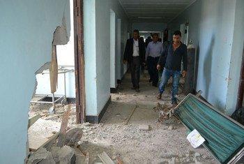 也门的冲突已经对卫生基础设施造成损害,并导致卫生服务大量减少。