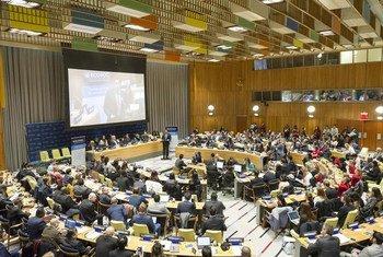 倾听青年的声音:联合国经社理事会青年论坛开幕(资料)