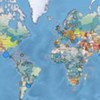 Mapa de la plataforma WINS. Imagen: UNESCO