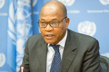 Mohammed Ibn Chambas, le Représentant spécial du Secrétaire général pour l'Afrique de l'Ouest et le Sahel. Photo ONU/Rick Bajornas