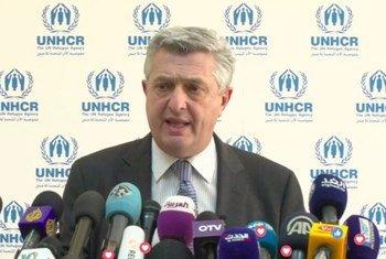 Filippo Grandi, Alto Comisionado de la ONU para los Refugiados. Foto de archivo: ACNUR